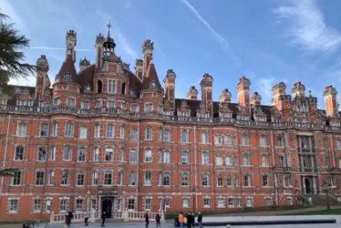 Поездка в Англию - изучение английского